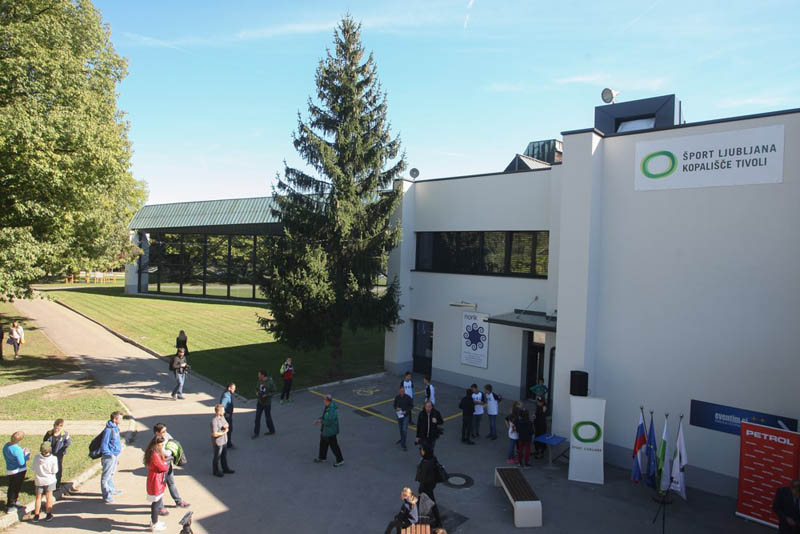 CTK Tivoli Sports Centre