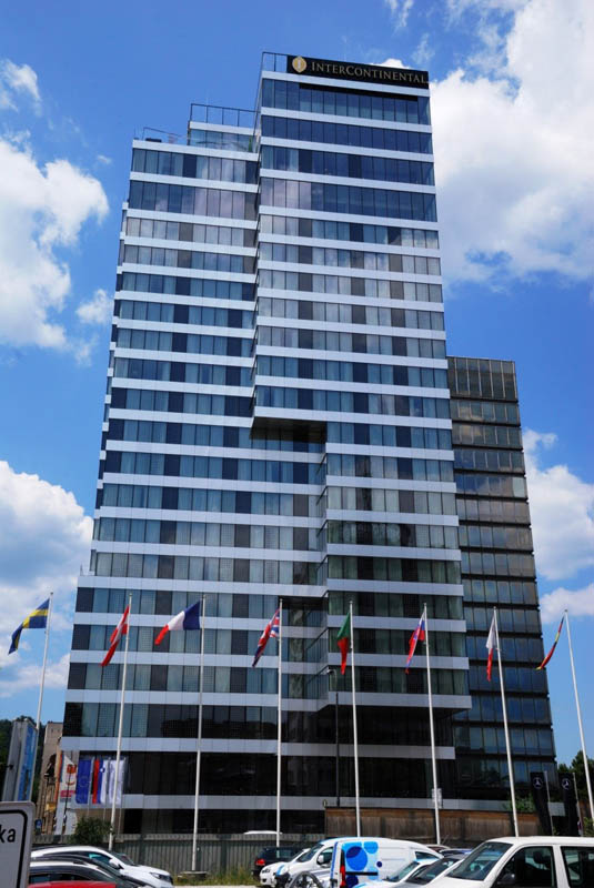 InterContinental 5-star hotel