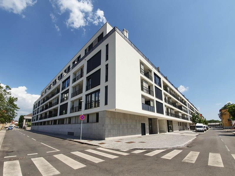 KONDOMINIJ Housing and Office Complex