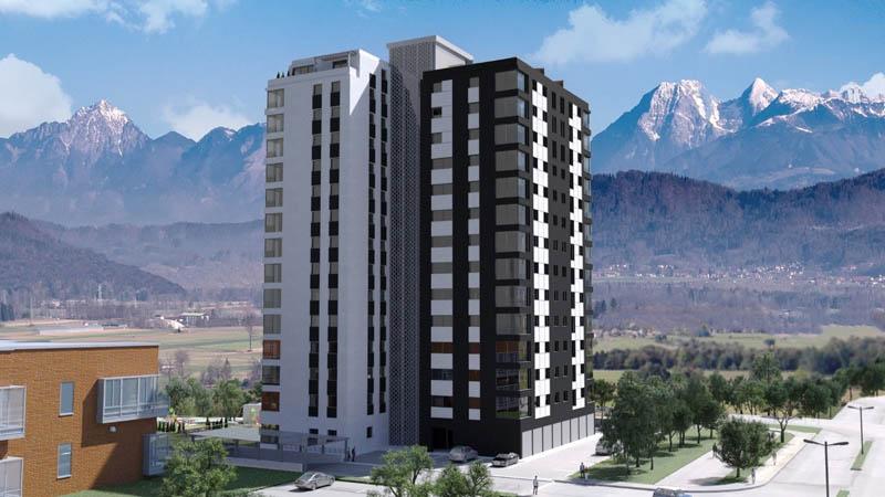 PECA residential building