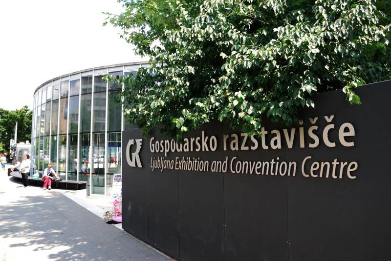 Gospodarsko razstavišče, Ljubljana