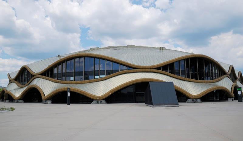 Športna dvorana Stožice, Ljubljana